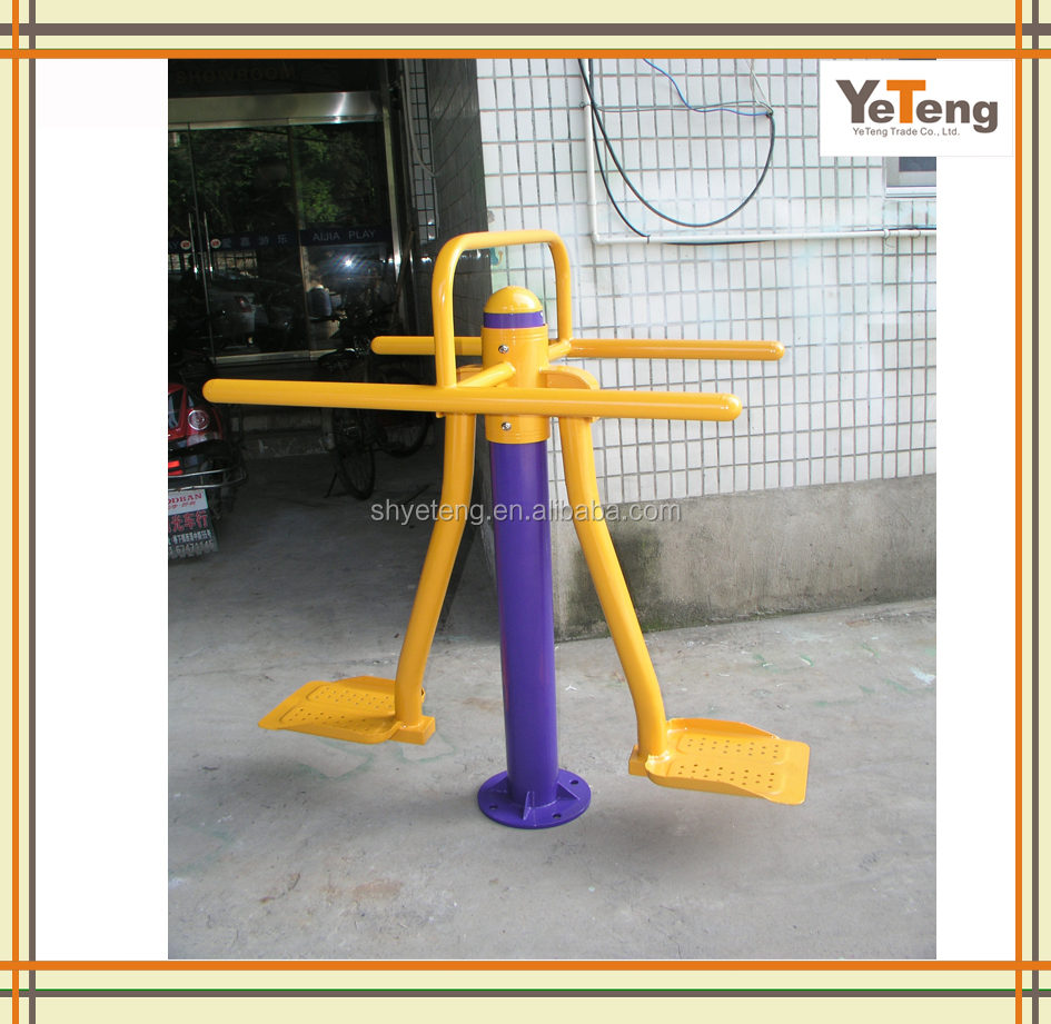 Stand Alone Outdoor Gym Fitness Equipment machine made in china
