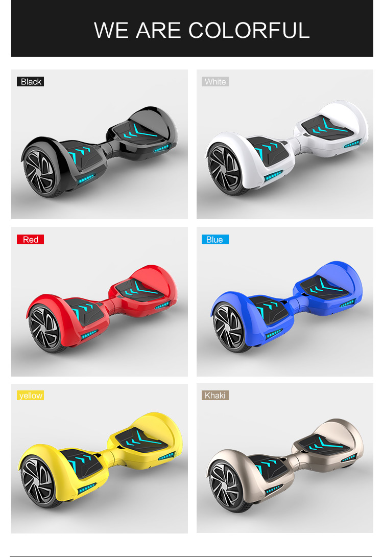 hoverboard silicon rubber cover balance scooter cover skateboard cover