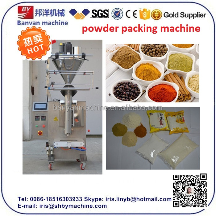 Hot Sale ! 2016 Shanghai Price auto soup powder packing machine with ce 0086-18516303933