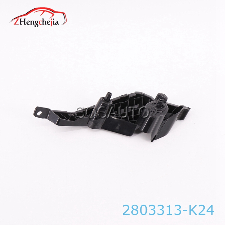 Auto spare part Front bumper left mounting plate For Great Wall H3 2803313-K24