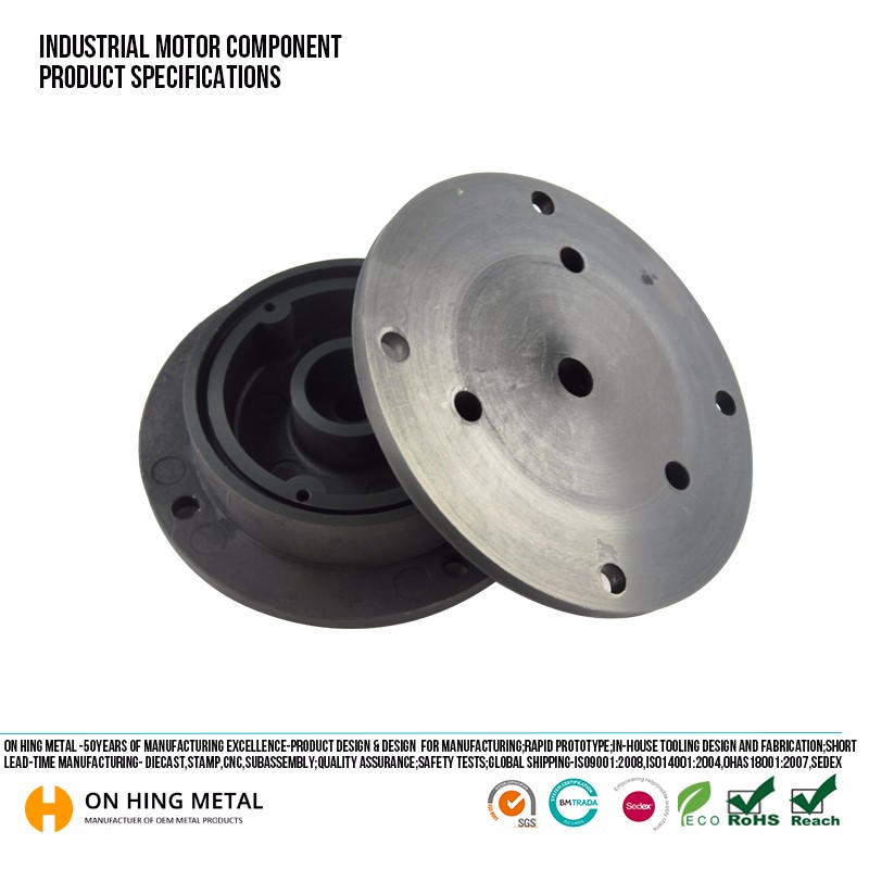 Industry metal die cast customized steel casting from china