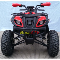 Electric Shaft Drive ATV Electric 4