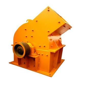 Single-stage hammer crusher single stage simple swinging jaw