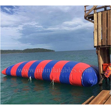 Inflatable floating water toys game ,Inflatable Jumping Blob Inflatable Water Blob