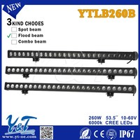 Y&T new products 4x4 accessories Led light bar, green led mini light bar, best price led bar light used cars in dubai