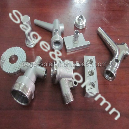 Stainless Steel SS316 Investment Casting Wine Beer Spear Parts