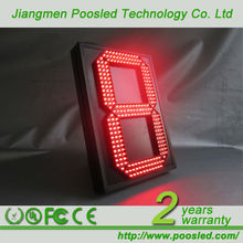 countdown timer signage sign \ countdown timer traffic light \ digital 110v timer