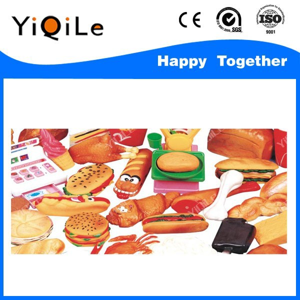 educational toy plastic toy mini food hot sale