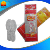 CE offered disposable heating insoles warm insoles