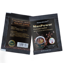 Reishi Extract Ginseng Male Coffee in Sachets Sugar Free