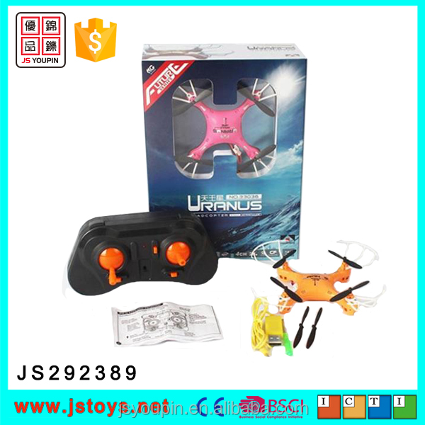 high quality rc propel quadcopter made in china