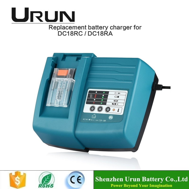 Power Tool Battery Charger DC18RC for BL1415 BL1420 BL1430 BL1440 BL1450 BL1815 BL1830 BL1840 BL1850