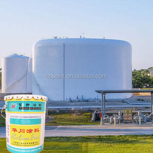 abrasion resistant anti sun heat emission reduce temperature Heat Reflection Finish paint
