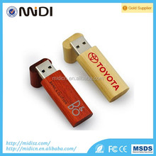 Giveaway Wooden USB memory stick, usb disk