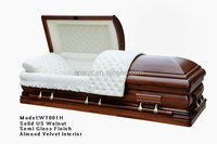 Suppliers of casket (ANA ) Metal &Wood Casket