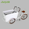 three wheel cargo bikes for family / children