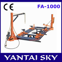 High Quality & CE Certified FA-1000 Mechanical Equipment Used Cars made in China