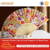 Gifts and Crafts Silk Hand Fodable Fan Innovative Chinese Products For Sale