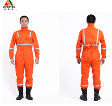 Durable Flame Retardant Coverall / Fire Resistant Workwear / FR Workwear