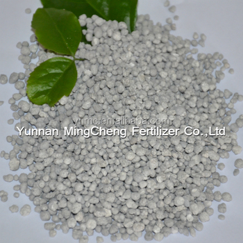 Supply phosphorous,calcium and sulphur elements fertilizer single super phosphate SSP