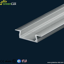 LED profile Recessed Extrusion Channel/Housing And Aluminum Alloy Led Lighting Fixture