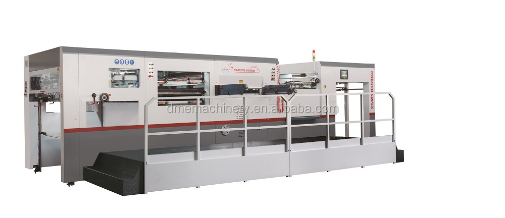 factory direct sell 1500 Automatic Die Cutter Machine For Corrugated Paper
