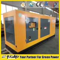 gas water cooling generator, Silent type emergency gas generator, fuel: pipeline gas,LPG,CNG,LNG ,biogas