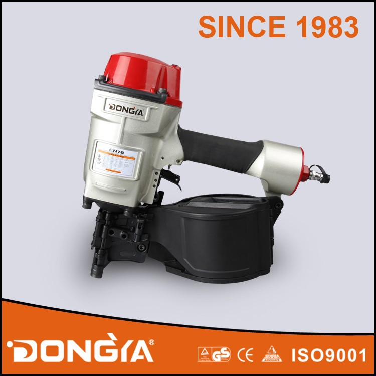 "2-3/4 "" Pallet Use Japan Max Design CN70 Air Nail Gun"