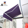 2018 trending products awning motor electric tubular awnings and canopies polycarbonate Solar traffic lights