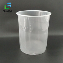 Anhui factory wholesale custom waterproof <strong>PE</strong> round bottom plastic liner