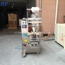 Potato chips seasoning pastes packing machine seeds for viscous