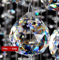 Good quality chandelier parts, keco crystal is a manufacturer of all types chandelier crystal parts in China