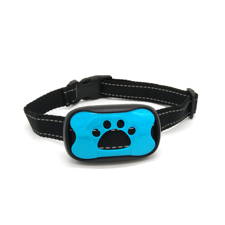 2017 Amazon Top Seller Super Quality Electronic Dog Trainer Fashionable Colour Vibration Stop barking dog collar