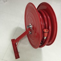 Durable Useful Fire Fighting Equipment various style Cast Iron Hose Holder