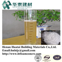 High performance lightweight cellular concrete cement foaming agent