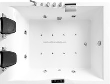 Cheap Luxury apron Whirlpool Massage Bathtubs With TV
