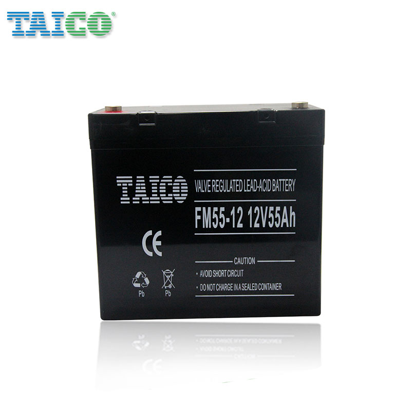 FM12550 sealed maintenance Valve Regulated Lead Acid air softgun battery