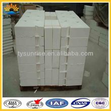 Zhengzhou Sunrise Supply AKZ99 alumina lining brick