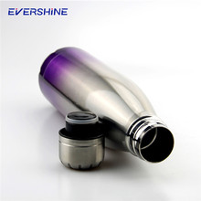 Bike bicycle cycling stainless steel outdoor sports water drinking bottle