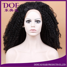 high quality synthetic hair wig black women dreadlock funny hair wig