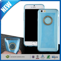 C&T Attractive Fashion Luxury diamond tpu mobile phone case for iphone6