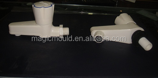 2014 high quality Plastic Bibcock and Pillar Cock mould