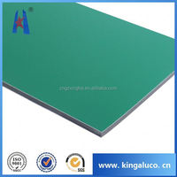 China acp exterior metal wall paneling