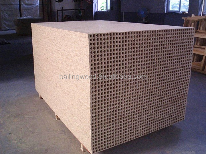 25mm Tubular Particle Borad manufacturer