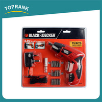 3.6V Li-thium cordless drill set, high power electric power tools electric drill