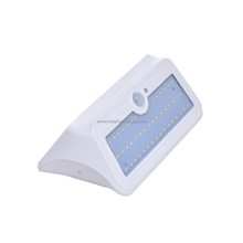 factory price rechargeable led solar wall lamp motion sensor light