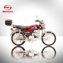 Chinese Cheap Best selling 4 stroke 50cc Street Bike WJ50 with EEC Certificate