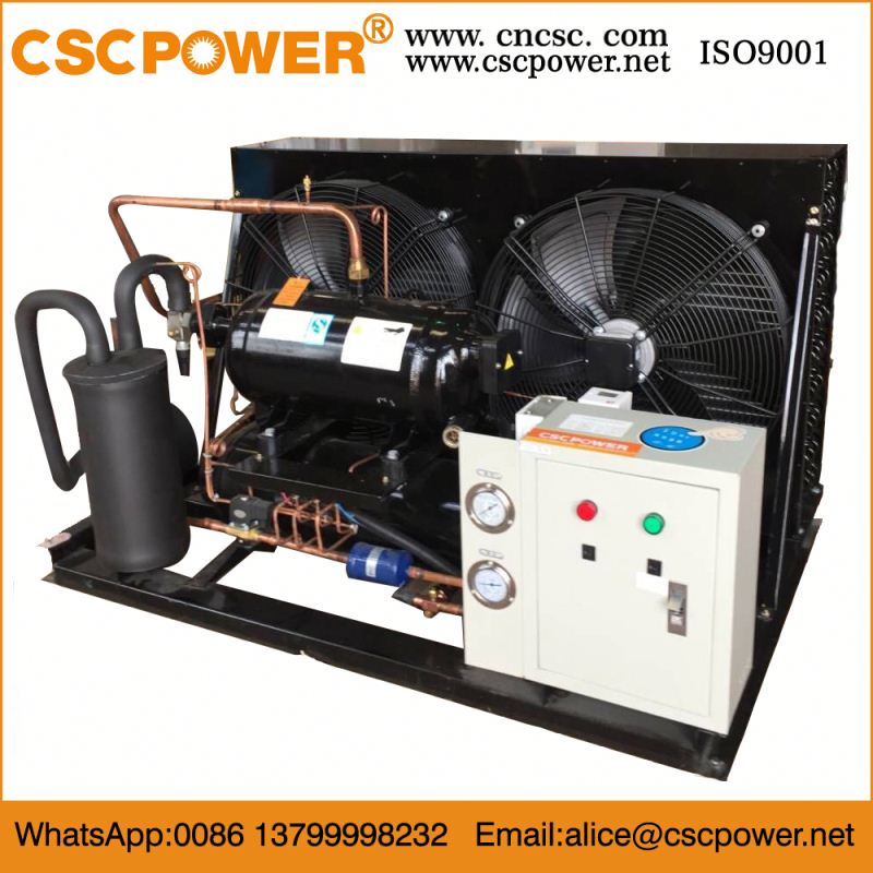 china 2 hp refrigeration condensing unit for cold room storage