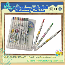 Best selling colour pencil crayon set for children