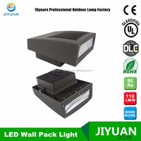 ETL cETL listed 60w led wall pack uk with 5 years warranty